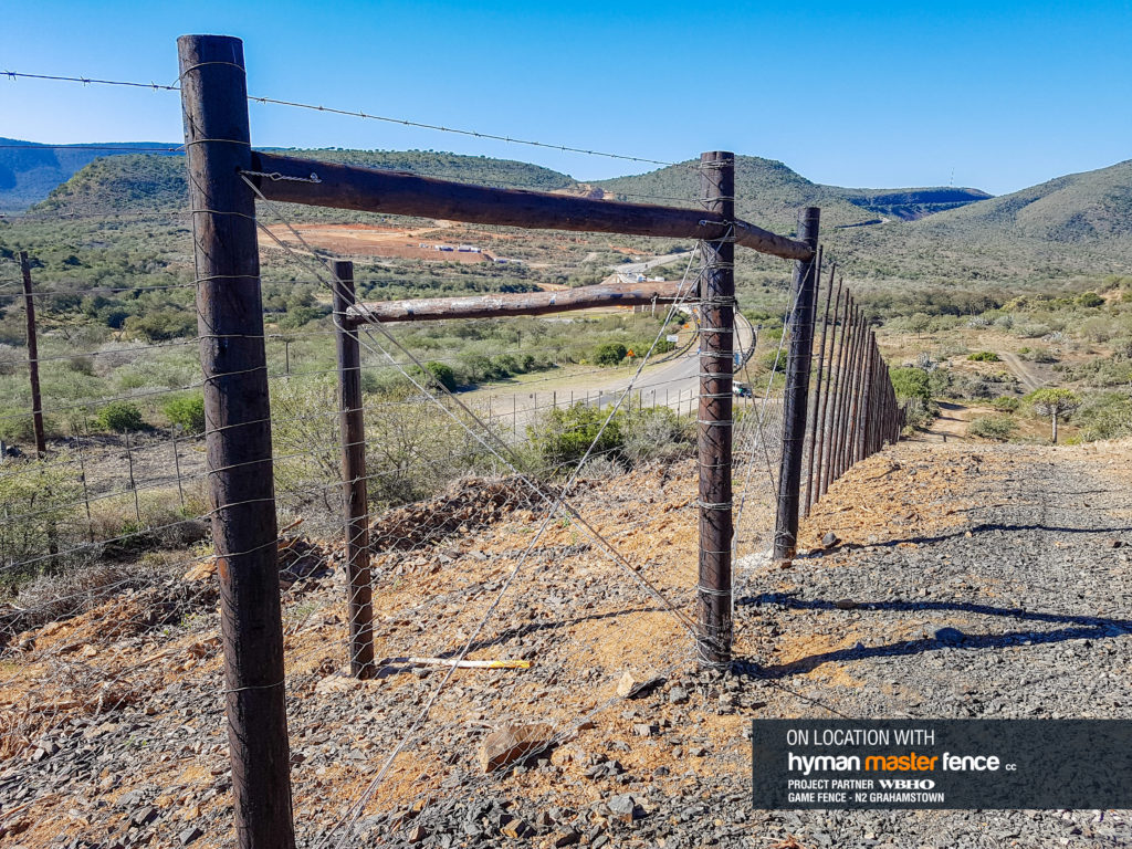Game & Stock Fence N2 - Hyman Master Fence